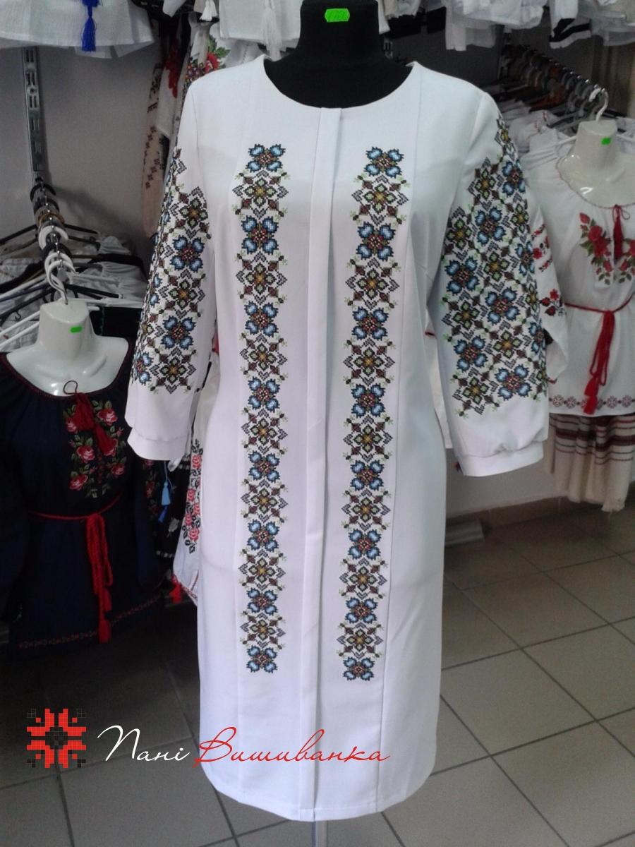 Плаття жіноче. Тканина-костюмна віскоза f93e850c4976d