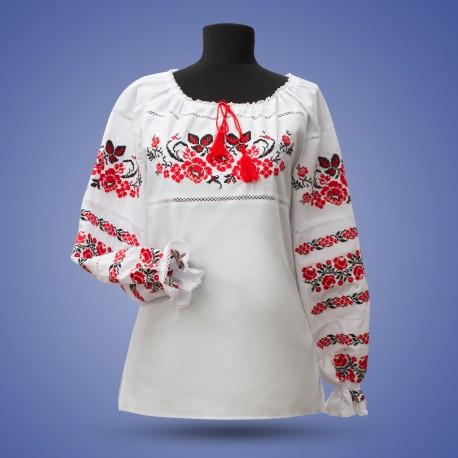 Блуза вишита жіноча