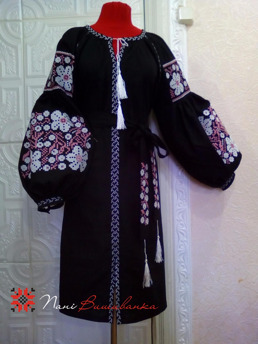 1bbcbeb85231a2 Вишиванки, плаття жіночі / Плаття / БОХО стиль під замовлення ...