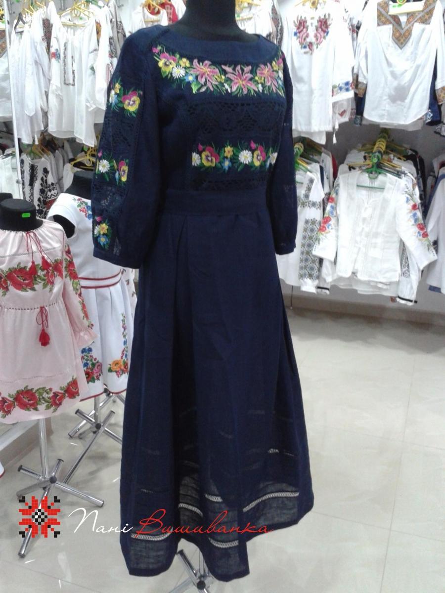 Плаття в підлогу Біле 028 e1ca0dae1bde5