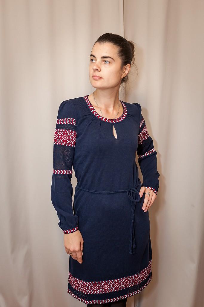 Плаття трикотажне   Вишиванки 0ae46e6cb2ec2