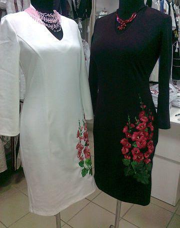 Плаття вишите жіноче 2e4cdd6b0d266